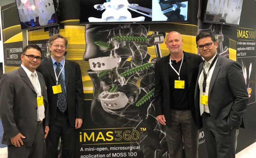 What is iMAS? 4 key things about this new minimally invasive spinal surgery 'philosophy'